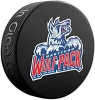 Hartford Wolf Pack AHL Souvenir Hockey Puck