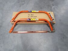 Great Neck 21in Bow Saw 2 Pack New