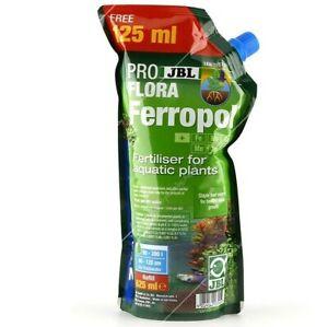 JBL Ferropol  625ml Refill Liquid aquatic fertiliser plant food growth aquarium
