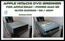 APPLE HITACHI DVD BRENNER WRITABLE/CD-RW DRIVE FOR APPLE EMAC AND POWER MAC G5