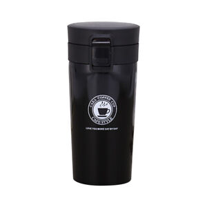 Insulated Travel Coffee Mug Cup Thermal Stainless Steel Flask Vacuum Thermos AN