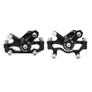 Electric Scooter Disc Brake Caliper Lightweight Front Rear E-Scooter Clamp