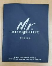 BURBERRY INDIGO EAU DE TOILETTE