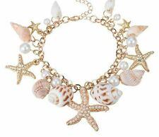 Women's Summer Beach Charm Bracelets Shells Ethnic Style Animal Pattern Bracelet
