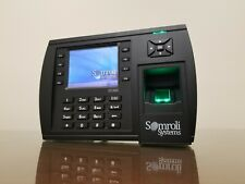 Somroli Systems STC500 Biometric Timeclock
