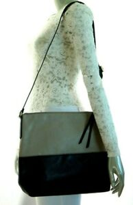 Fossil Charlotte Hobo Shoulder Bag ZB7585089 Black/Taupe