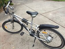 TXP Used Electric Bike silver colour