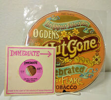 Small Faces, Ogdens Nut Gone Flake, Immediate, Z12 52008, Pink Label