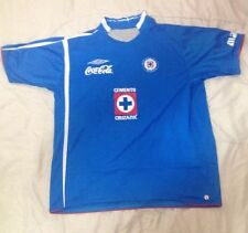 Cruz Azul (Mexico) Home Football Shirt