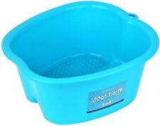 Mantello Foot Wash Basin Foot Spa Bucket Large Foot Soaking Tub, Pedicure, De.