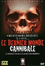 Le Dernier Monde Cannibale - Version Intégrale - DVD