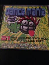 Dance Mania 3 - CD, Dance, 95, Various Artists