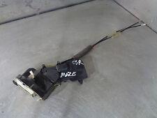 Mazda 6 Sport 2002-2007 140BHP 2.0 16v Driver right rear central locking motor 2