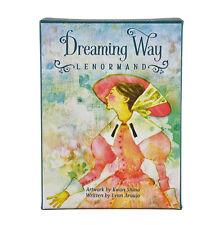 Dreaming Way Lenormand Fortune Cards/Oracle Deck -Divination, Meditation, Magick
