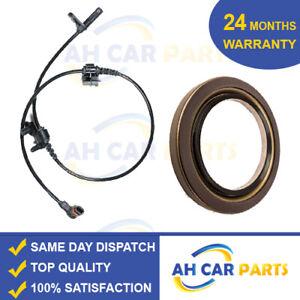 ABS RING + ABS WHEEL SPEED SENSOR FOR CHRYSLER 300C (04-10) FRONT