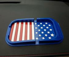 USA Flag Non Slip Car Dashboard Sticky Pad GPS Phone Holder All Car Models