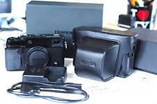 Fujifilm X-Pro1 schwarz