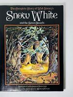 Walt Disney's Snow White & The 7 Dwarfs, The Complete Story Of, 1937 Ed Pub 1986