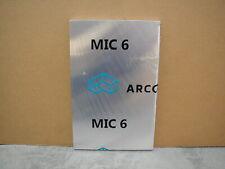 Mic 6 Cast Aluminum Tooling Plate 12 X 11825 X 7660