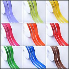 Double Side Satin Ribbon10 Yards 10 15 25mm Gift Craft Wedding Xmas Wrapping