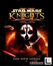 Star Wars: Knights of the Old Republic 2 PC & Mac [Steam KEY] KEINE Discs/Box