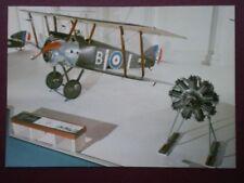 POSTCARD SOPWITH F.1 CAMEL AEROPLANE