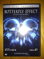 Butterfly Effect - 2 Disc Edition,DVD,Mystery,Horror