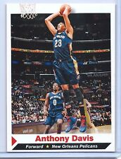 "ANTHONY DAVIS 2014 ""1ST EVER PRINTED"" SI ""1 OF 14"" BASKETBALL CARD! PELICANS!"