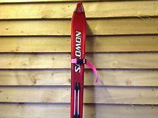 2x Pink Ski Tie Strap Quick Release Buckle 25mm Webbing