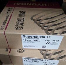 1.2mm Hyundai Supershield 11 Gasless Mig Wire 5kg