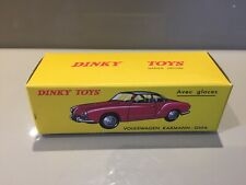 Dinky Toys Atlas Edition 24 M VW Karmann Ghia Boxed Excellent Condition