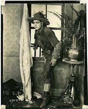 HIDDEN LOOT 1925 Jack Hoxie COWBOY Western ORIGINAL 10x8 STILL
