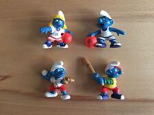 Mc Donald's Schlümpfe 1998 Serie 2 Smurf Sammlungsauflösung