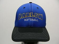 BARLOW SOFTBALL - S/M SIZE STRETCH FIT BALL CAP HAT!
