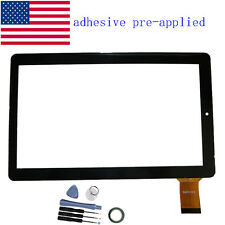 "RCA RCT6203W46 PRO  DIGITIZER TOUCH SCREEN GLASS FOR RCA 10.1"" TABLET"