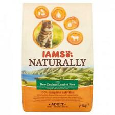 IAMS Naturally Adult Cat Food | Cats