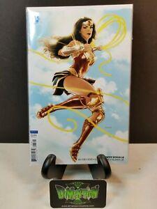 WONDER WOMAN #68 COVER B KAARE ANDREWS VARIANT 1ST PRINT NM