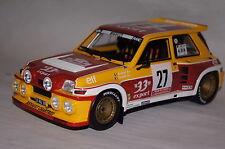 Renault 5 maxi turbo tour de Corse 1985 #27 1:18 OTTOMOBILE NEUF & OVP ot603