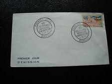 REPUBLIQUE CENTRAFRICAINE - enveloppe 1er jour 1/12/1961 (cy29)