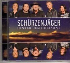 (AT240) Schurzenjager, Hinter dem Horizont - 2004 CD