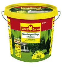 Wolf Garten LE 250 Prato-a lungo termine fertilizzante Premium fertilizzanti 120 Giorni Fertilizzante Per Prato