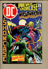 Showcase NightMaster #82 - 1st NightMaster - 1969 (Grade 7.5) WH