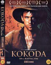 Kokoda: 39th Battalion (2006, Alister Grierson) DVD NEW