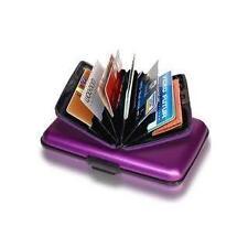 LOT of 30pcs Aluma Wallet aluminum Card Guard Protection Wallets