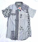 CHEMISE DESIGUAL TOGHETHER Taille M