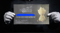 Final Fantasy VII Remake Chocobo Chick Summon Materia DLC PS4 - 'The Masked Man'