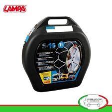 Catene da neve 215 70 15 215/70r15 16mm Lampa S16 Furgone Gruppo 22,7 - 16128