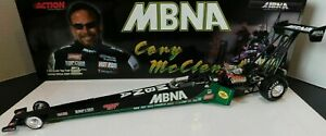 CORY MCCLENATHAN 2000 MBNA 1/24 ACTION DIECAST TOP FUEL DRAGSTER CAR 1/4,008