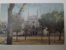 "Košice Judaica Rare Old Postcard Jewish Synagogue 1910"" Slovakia ISRAEL"
