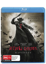 Jeepers Creepers Ravenous (Brand New Blu ray, 2018)
